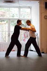 Partner Oefening
